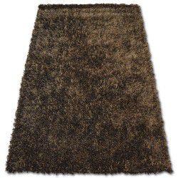 Carpet SHAGGY LILOU brown