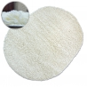 Carpet oval SHAGGY GALAXY 9000 cream