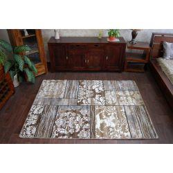 Carpet ALMIRA 9894 dark brown