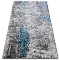 Carpet ACRYLIC TALAS 0304 Sand Beige/P.Blue