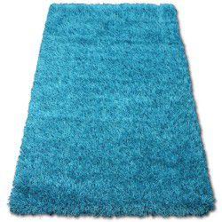 Carpet SHAGGY LILOU turquoise