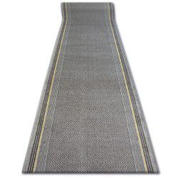 Runner anti-slip JURA taupe DIAMONDS