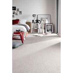 Fitted carpet TRENDY 300 white
