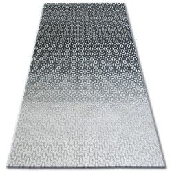 Carpet LISBOA 27208/356 Structural Black Grey
