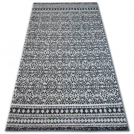 Carpet LISBOA 27213/956 Diamonds Grey