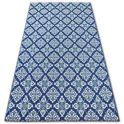 Modern MEFE carpet 2783 Marble - structural two levels of fleece grey