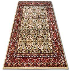 Carpet KIRMAN 1156N bige / claret