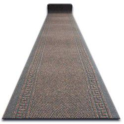 Doormat MAYA 83 dark brown