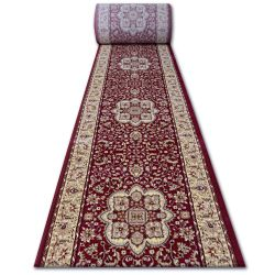 Runner HEAT-SET ROYAL AGY 0521 maroon