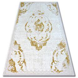 Carpet ACRYLIC BEYAZIT 1800 C. Ivory/Gold