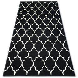 Carpet BCF BASE 3770 TRELLIS black