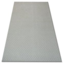 Fitted carpet AKTUA 143 beige