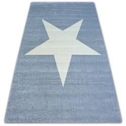Carpet NORDIC STAR grey/cream G4581
