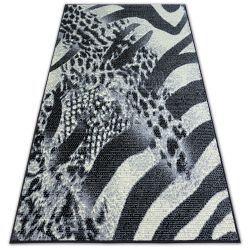 Carpet BCF SAFARI 3912 black/grey