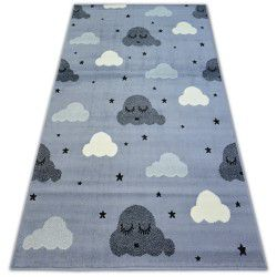 Carpet BCF FLASH EYES 3977 grey