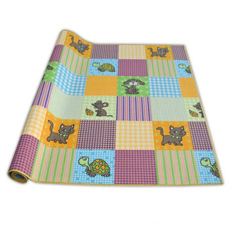 Fitted carpet for kids PETS