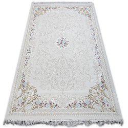 Carpet ACRYLIC MIRADA 5413 Ivory ( Kemik ) Fringe