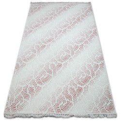 Carpet ACRYLIC MIRADA 0080 Pink ( Pembe ) Fringe
