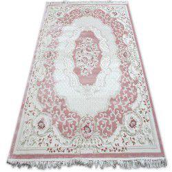 Carpet ACRYLIC MIRADA 0132 Ivory ( Kemik ) Fringe