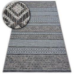 Carpet SISAL LOFT 21118 BOHO ivory/silver/grey