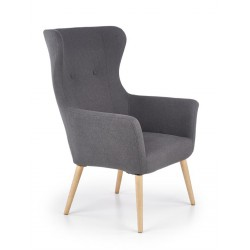 Armchair COTTO dark grey