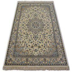 Carpet WINDSOR 22915 ROSETTE JACQUARD ivory/navy