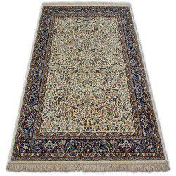 Carpet WINDSOR 12806 JACQUARD FRINGE ivory