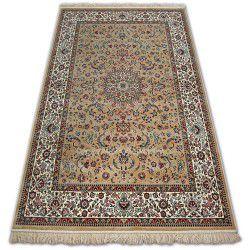 Carpet WINDSOR 22925 berber - Flowers JACQUARD