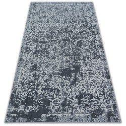 Carpet SENSE Micro 81260 VINTAGE white/anthracite