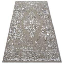 Carpet SENSE Micro 81261 VINTAGE beige/white