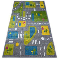Carpet PAINT - G4798 Streets grey/cream