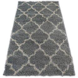 Carpet SHAGGY GALAXY TRELLIS - 8175 grey