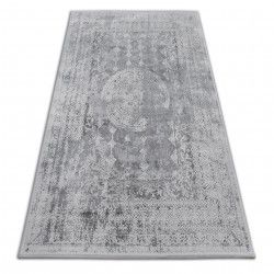 Carpet ACRYLIC VALENCIA 2328 ORNAMENT grey / ivory