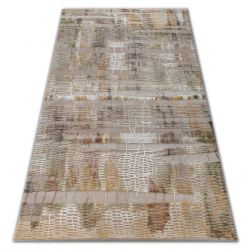 Carpet ACRYLIC VALENCIA 5032 BIRCH BARK beige / ocher