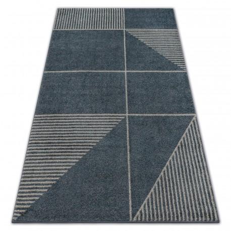 Carpet SOFT 8043 MODERN ETHNO grey