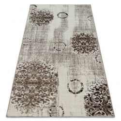 Carpet ACRYLIC FLORYA 265 Beige/Cream