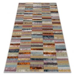 Carpet ACRYLIC SANTA 5003 green / grey