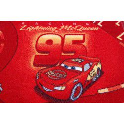 Wall-to-wall DISNEY CARS red