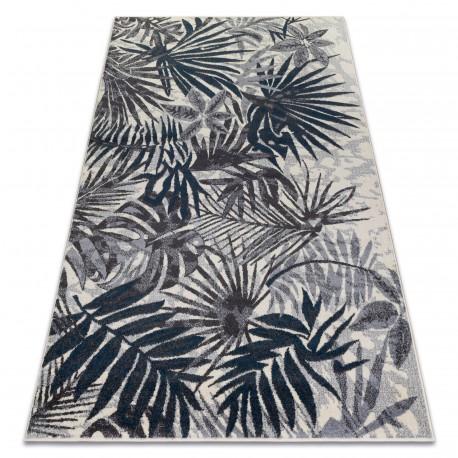 Carpet HEOS 78561 cream / blue JUNGLE