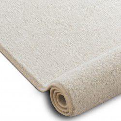 Fitted carpet VELVET MICRO cream 031