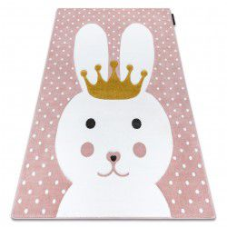 Carpet PETIT BUNNY pink