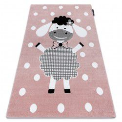 Carpet PETIT DOLLY pink