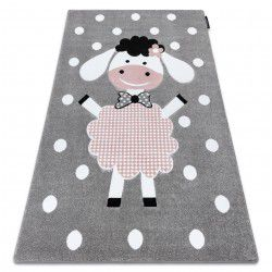 Carpet PETIT DOLLY sheep grey