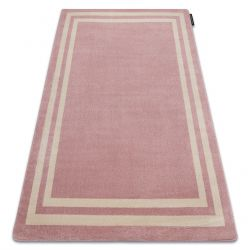 Carpet HAMPTON Frame blush pink