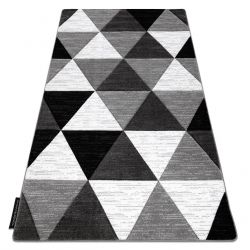 Carpet ALTER Rino Triangles grey