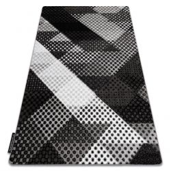 Carpet INTERO BALANCE 3D Dots grey
