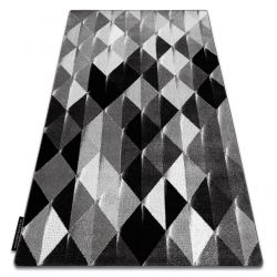 Carpet INTERO PLATIN 3D Triangles grey