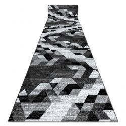 Runner INTERO TECHNIC 3D Diamonds Triangles grey