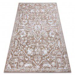 Carpet RETRO HE184 beige / white Vintage