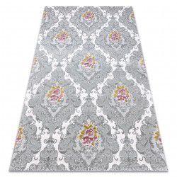 Carpet ACRYLIC USKUP Ornament 7119 ivory / grey
